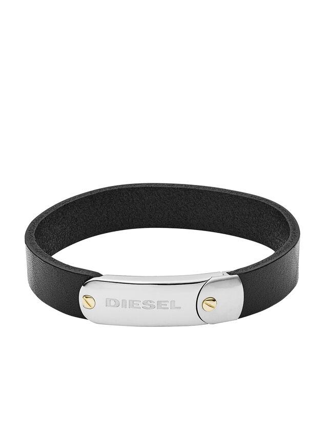 Diesel - DX1113, Noir - Bracelets - Image 1
