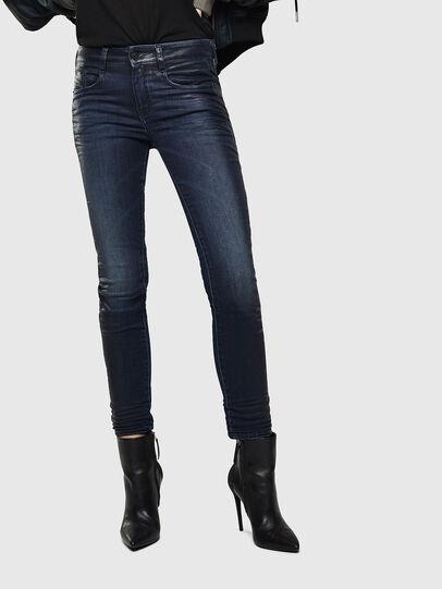 Diesel - D-Ollies JoggJeans 069JY, Bleu Foncé - Jeans - Image 1