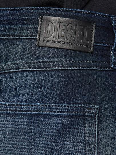 Diesel - GRACEY JoggJeans® 069PZ, Bleu Foncé - Jeans - Image 4