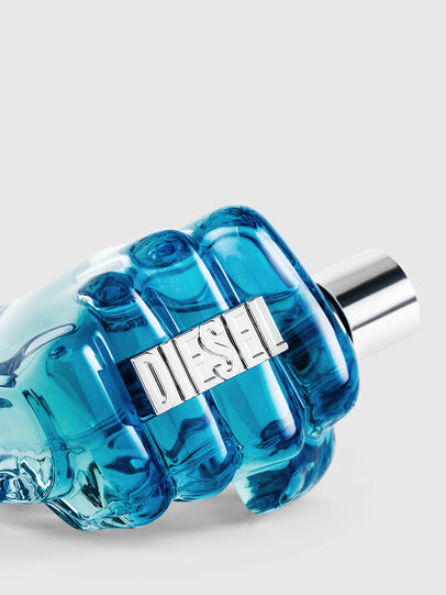Diesel - ONLY THE BRAVE HIGH  125ML, Bleu Clair - Only The Brave - Image 3
