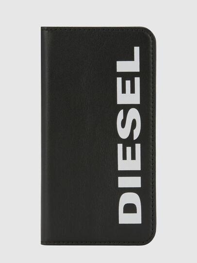 Diesel - SLIM LEATHER FOLIO IPHONE 8/7,  - Coques à rabat - Image 6