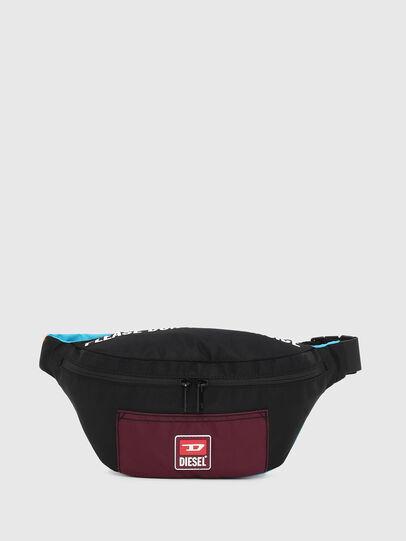 Diesel - F-SUSE BELTBG, Polychrome/Noir - Sacs ceinture - Image 1