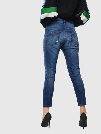 Diesel - Fayza JoggJeans 069HB, Bleu moyen - Jeans - Image 2