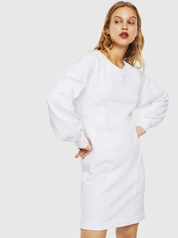 D-THUS, Blanc - Robes