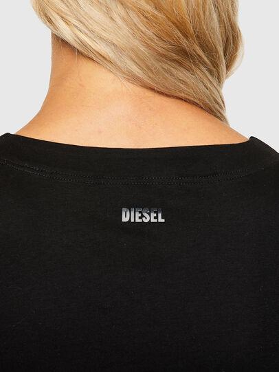 Diesel - T-CUTTER, Noir - Haut - Image 3