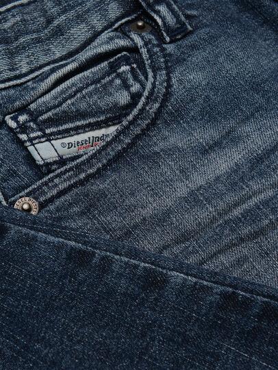 Diesel - ALYS-J, Bleu Foncé - Jeans - Image 3