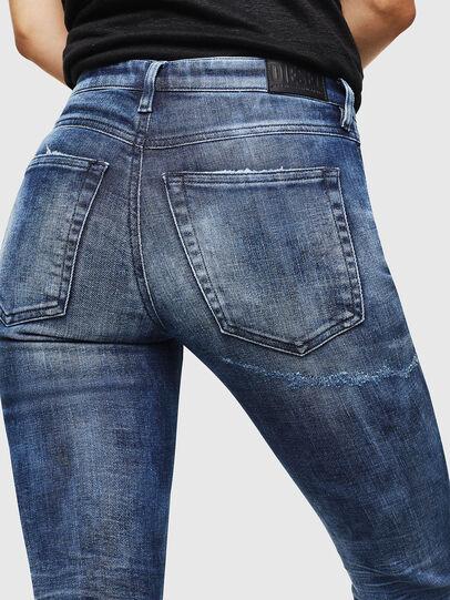 Diesel - Babhila 0096Q, Bleu moyen - Jeans - Image 4