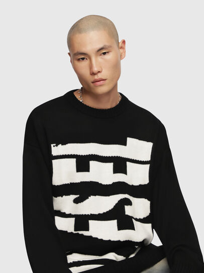 Diesel - K-LOGOX-A,  - Pull Maille - Image 3