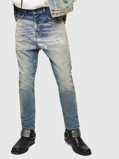 Diesel - D-Vider 084AQ, Bleu Clair - Jeans - Image 1