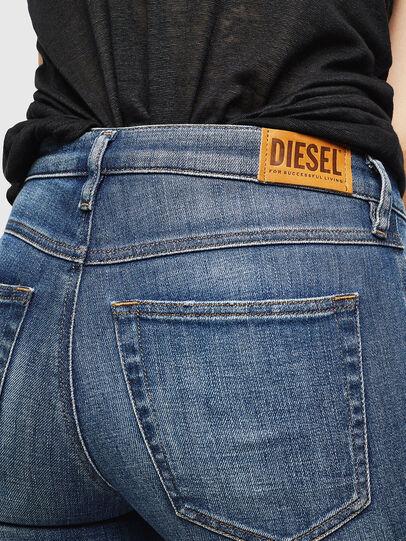 Diesel - Babhila 0098Z, Bleu moyen - Jeans - Image 4