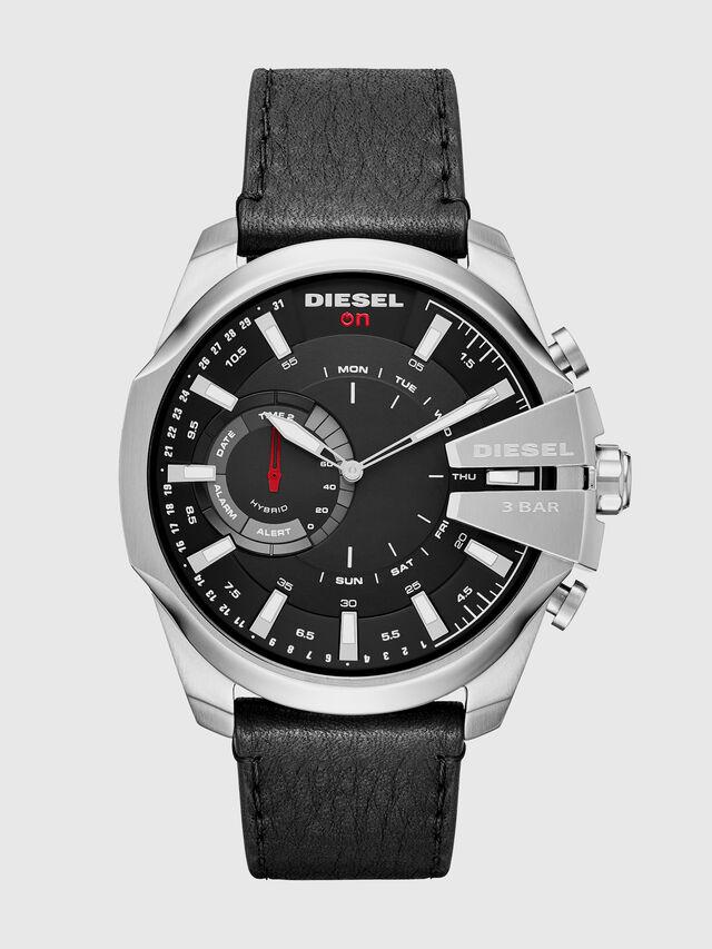 Diesel - DT1010, Noir - Smartwatches - Image 2