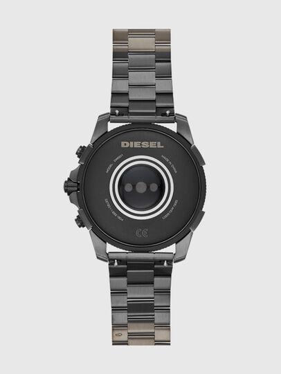 Diesel - DT2011, Gris Métal - Smartwatches - Image 4