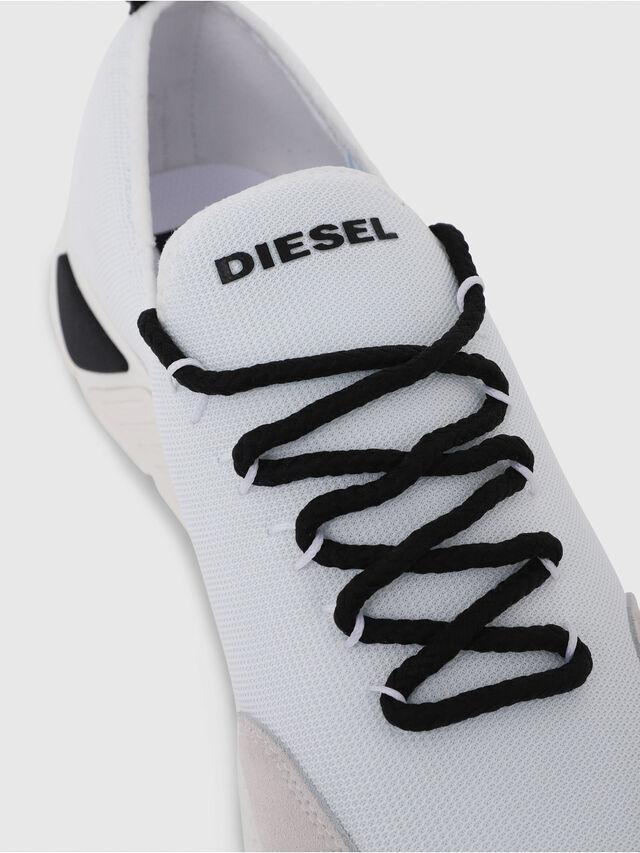 Diesel - S-KBY, Blanc - Baskets - Image 5