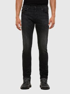 D-Luster 009EN, Noir/Gris foncé - Jeans