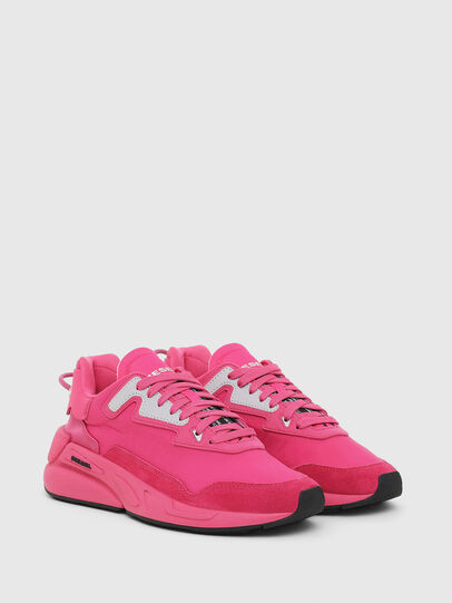 Diesel - S-SERENDIPITY LC W, Rose Fluo - Baskets - Image 2