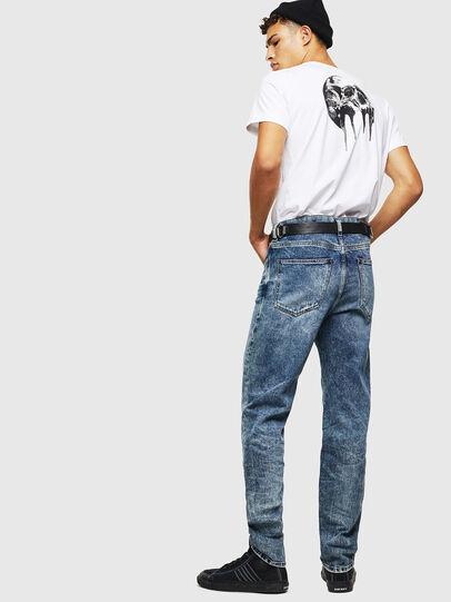 Diesel - D-Macs 0097G, Bleu moyen - Jeans - Image 7