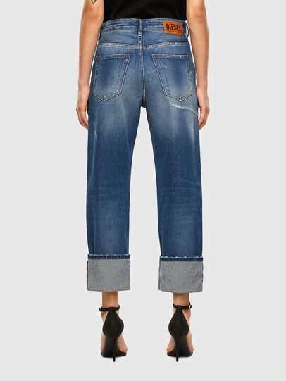 Diesel - D-Reggy 0097B, Bleu moyen - Jeans - Image 2