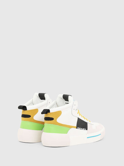 Diesel - S-DESE MG MID, Blanc - Baskets - Image 3