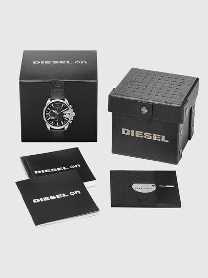 Diesel - DT1010, Noir - Smartwatches - Image 4