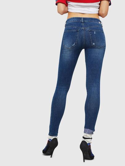 Diesel - Slandy 089AI, Bleu moyen - Jeans - Image 2