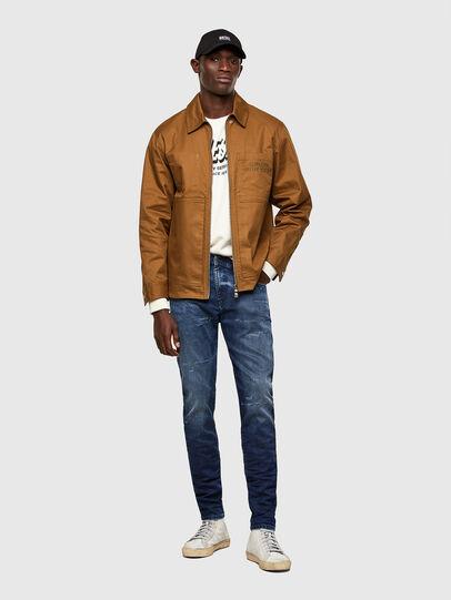 Diesel - D-Strukt JoggJeans® 069SL, Bleu Foncé - Jeans - Image 5