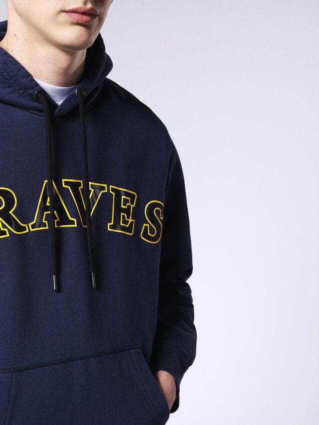 S-BRAVES, Bleu