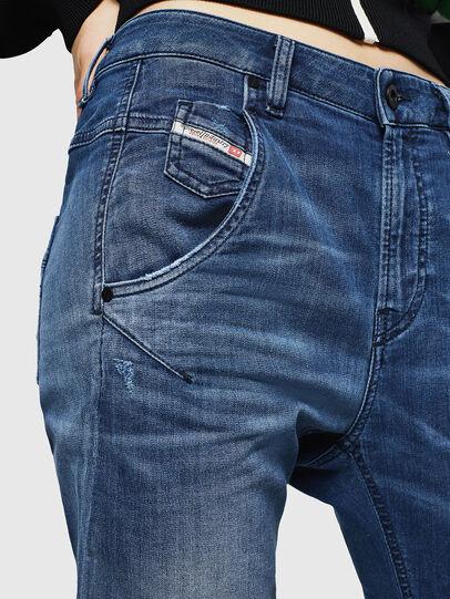 Diesel - Fayza JoggJeans 069HB, Bleu moyen - Jeans - Image 6