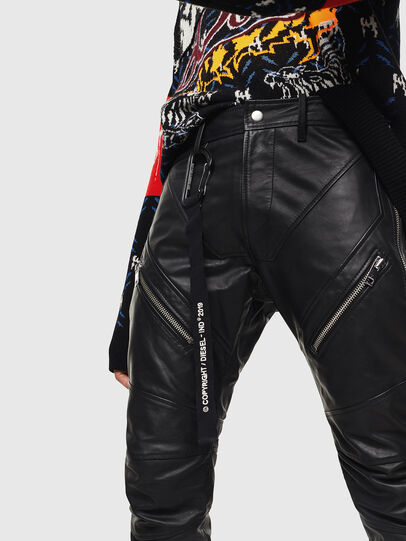 Diesel - P-VON-L, Noir - Pantalons - Image 3