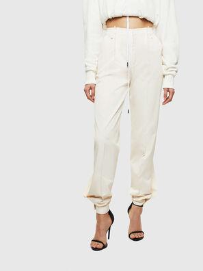 P-BYSTRIT, Blanc - Pantalons