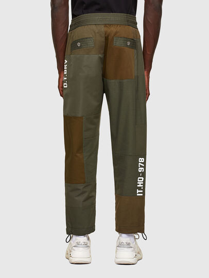 Diesel - P-HOR, Vert Militaire - Pantalons - Image 2