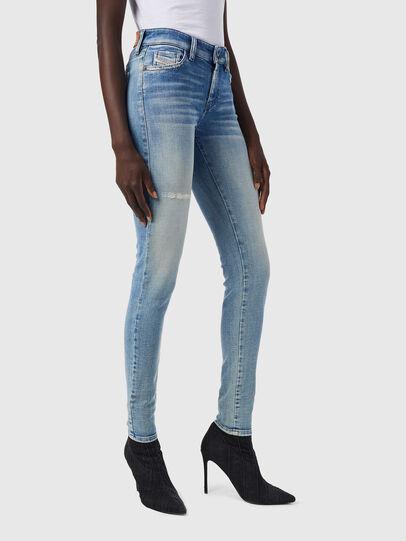 Diesel - Slandy 09B08, Bleu Clair - Jeans - Image 6