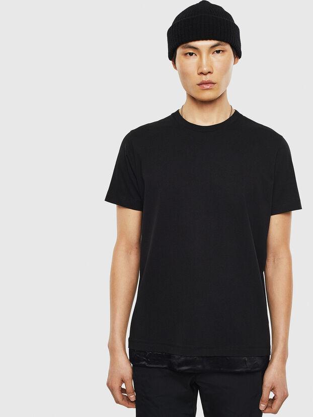 T-TEIN, Noir - T-Shirts