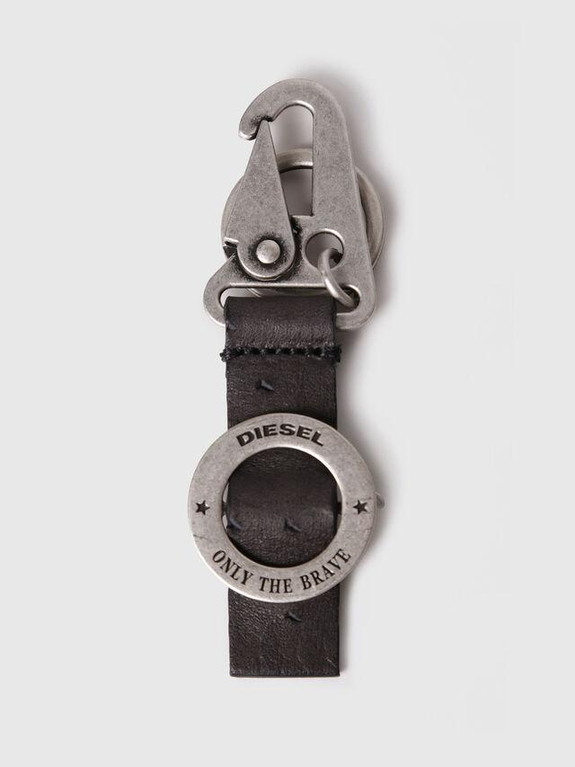 Diesel - A-CIRCLE, Gris foncé - Bijoux et Gadgets - Image 1