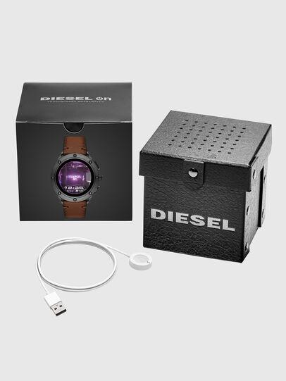 Diesel - DZT2032, Marron - Smartwatches - Image 5