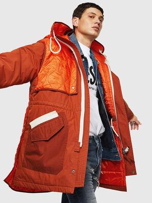 W-KOVIK, Orange - Vestes d'hiver