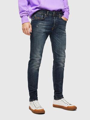 Sleenker 069GC, Bleu Foncé - Jeans