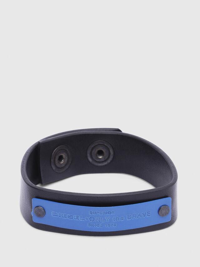 Diesel - A-BRESS, Noir/Bleu - Bijoux et Gadgets - Image 1