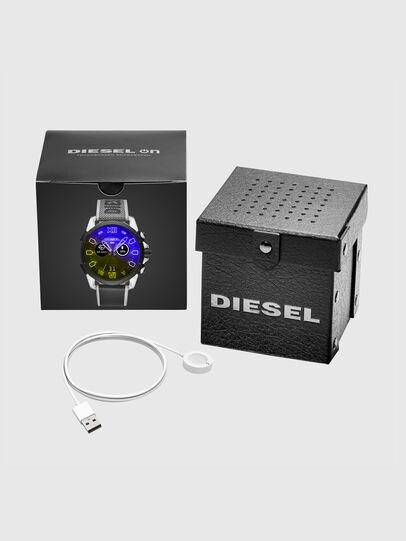 Diesel - DT2012, Gris/Noir - Smartwatches - Image 5