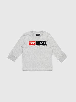 TJUSTDIVISIONB ML, Gris - T-shirts et Hauts