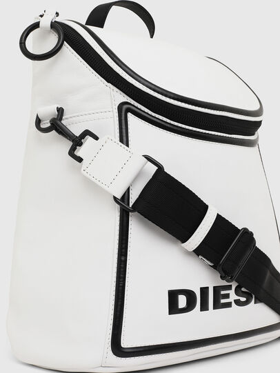 Diesel - SPYNEA, Blanc/Noir - Sacs à dos - Image 4