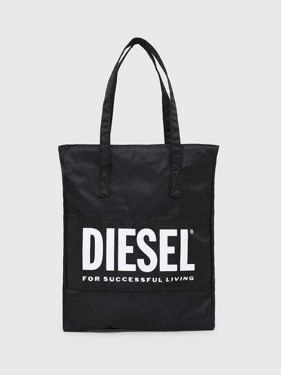 Diesel - BBAG-TOTE, Noir - Accesorios de playa - Image 1
