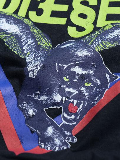 Diesel - TDIEGOA4, Noir - T-shirts et Hauts - Image 3