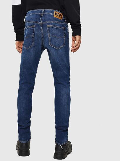 Diesel - Buster 082AZ, Bleu Foncé - Jeans - Image 2