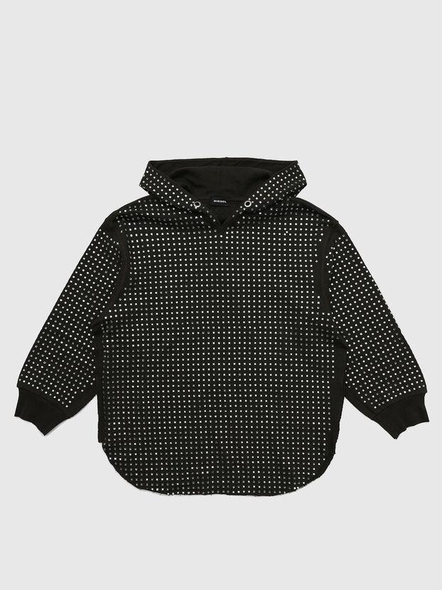SJSTAL, Noir - Pull Cotton