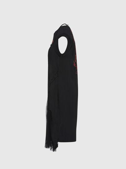 Diesel - D-ALISHA, Noir - Robes - Image 3