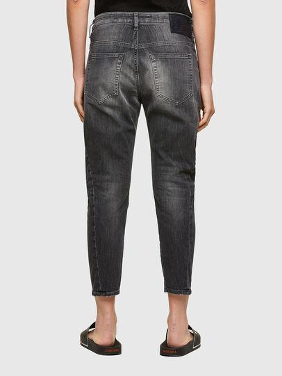Diesel - Fayza JoggJeans® 009QT, Noir/Gris foncé - Jeans - Image 2