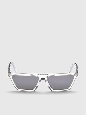 DL0304, Blanc - Lunettes de soleil