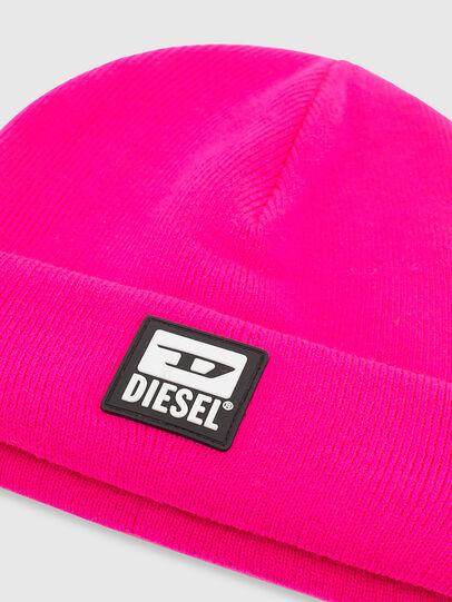 Diesel - K-XAU, Rose Fluo - Bonnets - Image 3