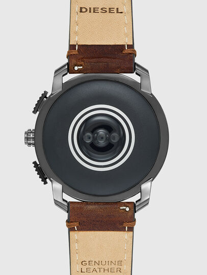 Diesel - DZT2032, Marron - Smartwatches - Image 4