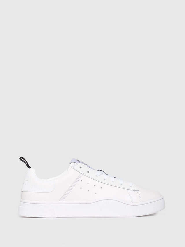 Diesel - S-CLEVER LOW W, Blanc - Baskets - Image 1